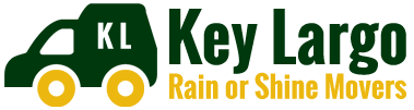 Key Largo Rain or Shine Movers, Logo